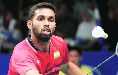Will fight for it, won't let it go: HS Prannoy on Arjuna Award nomination