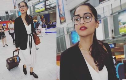 Sonam Kapoor hints she may travel to Mumbai soon, says 'all my bags are packed'
