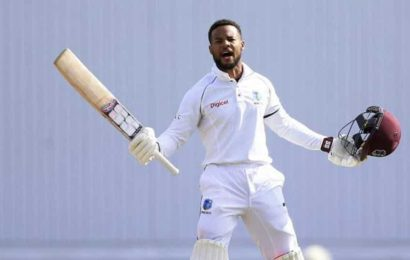 Shai Hope says he has it in him to repeat 2017 Headingley Test show against England
