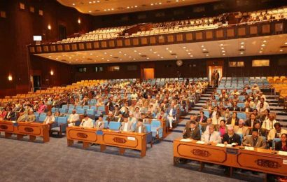 Nepal Parliament's session begins; likely to pass bill to redraw political map