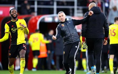 Pearson has galvanised Watford: Leicester boss Rodgers