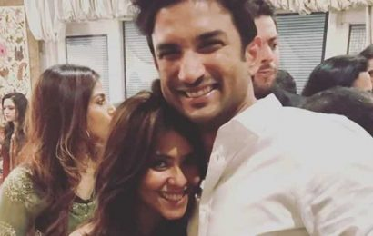 'Not fair my baby': Ekta Kapoor shattered by Sushant Singh Rajput's death, revisits how his smile won her over