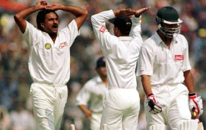 Used to go up to captain and ask him to let me bowl: Javagal Srinath