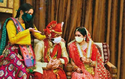 Relationships: The virus vs. the big, fat Indian wedding