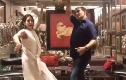 Sara Ali Khan dances to Saat Samundar Paar in throwback video, performed it at a wedding reception. Watch video