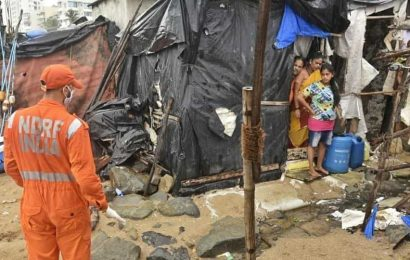 Cyclone Nisarga: NDRF undertakes sessions at relief centres