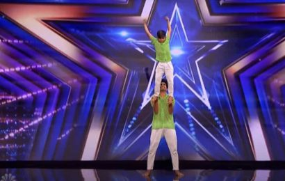 Indian cousins set stage on fire with outstanding dance moves at America's Got Talent