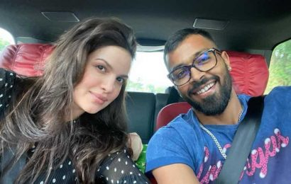 Natasa Stankovic's pregnancy glow is unmissable in husband Hardik Pandya's latest pic