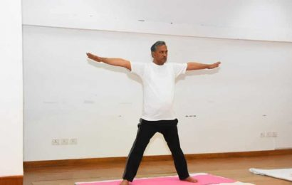 From Swami Ramdev to CM Trivendra Singh Rawat, International Yoga Day celebrated in Uttarakhand