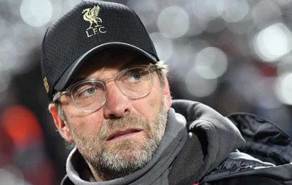 'We will not stop': Jurgen Klopp warns Liverpool's rivals