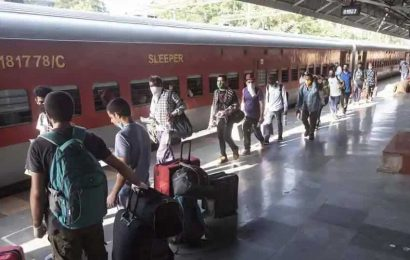 Trains' suspension extended till Aug 12