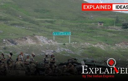 Explained: What the clash in Ladakh underlines, and what India must do in face of the Chinese challenge