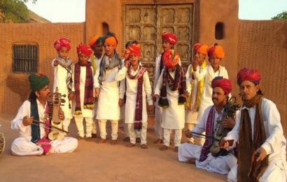 Campaign launched to help folk artistes in western Rajasthan