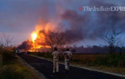Assam govt orders probe into Baghjan gas leak and fire