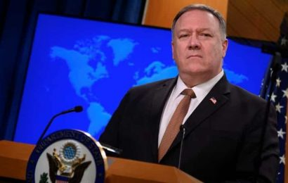 'Actions that authoritarian regimes take': Mike Pompeo on Chinese aggression along LAC