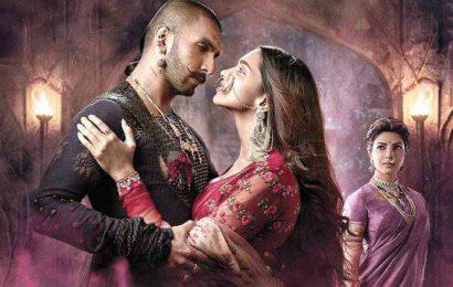 Bhansali Productions moves Bombay HC to restrain Eros International from exploiting rights of 'Bajirao Mastani'