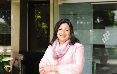 Health care can be the next IT sector: Kiran Mazumdar-Shaw