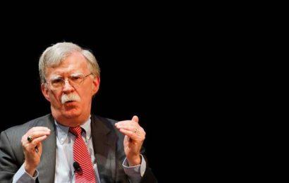 Pompeo compares ex-security advisor John Bolton to Edward Snowden