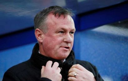 StokeCity says manager O'Neill positive for virus