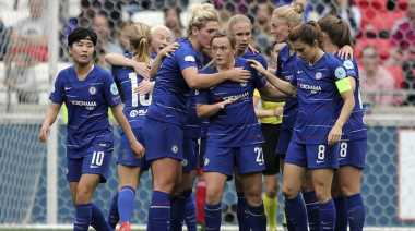 Chelsea declared champions of curtailed Women's Super League