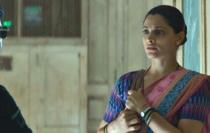 It was liberating to work on a film like Choked: Saiyami Kher