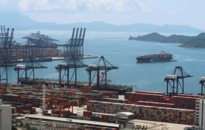 Covid-19: China's exports in May contract as global lockdown devastates demand