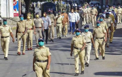 Battling Covid-19 in worst-hit state, Maharashtra Police records 30 deaths, 2,557 cases