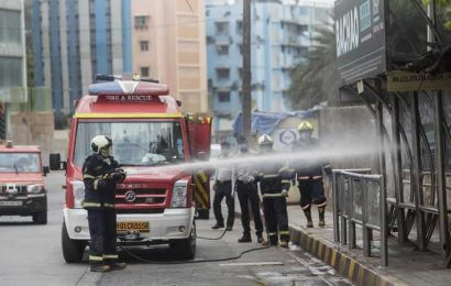 Fire dept probes gas leak source in Mumbai. What we know so far