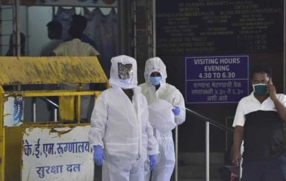 One-third of India's over 2.76 lakh Covid-19 cases recorded in first 10 days of June