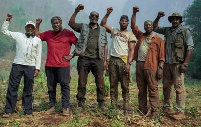 Da 5 Bloods movie review: A tremendously topical comment on race and race relation