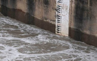 Bhakra dam's water levels brought down by 41 ft to prevent floods this year