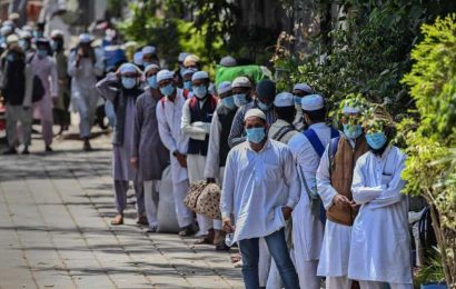 SC asks Centre whether visas of blacklisted Tablighi Jamaat foreigners cancelled