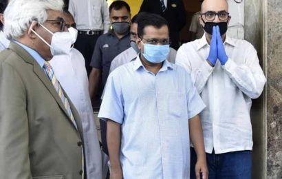 'We stand with India and forces': Kejriwal on AAP's exclusion from all party meet on Galwan clash