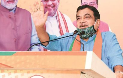 We don't want land from Pakistan or China, only seek peace, says Nitin Gadkari