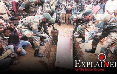 Explained: If soldiers on LAC were carrying arms, why did they not open fire?