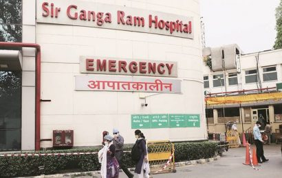 Delhi: Row with government ends, Ganga Ram can test for Covid again
