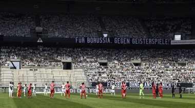 Bundesliga data shows end of home advantage after fanless restart