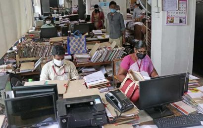 In major rejig, 17 IAS officers including 7 collectors transferred in Madhya Pradesh