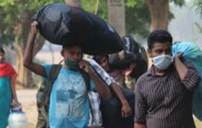 8,900 labourers arrived in Pune in last few days: Collector