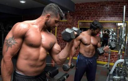 Watch | Indian gym owners call for fitness centers to open