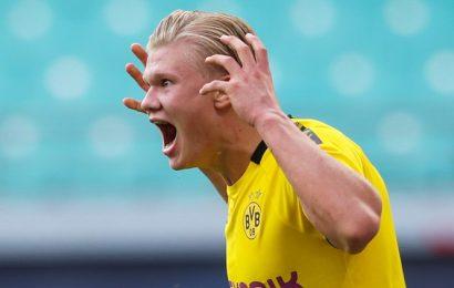 Bundesliga: Haaland brace guarantees Dortmund second place; Lewandowski sparkles as Bayern win again