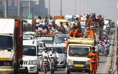 UP Police face a tough task to convince people over kanwar yatra