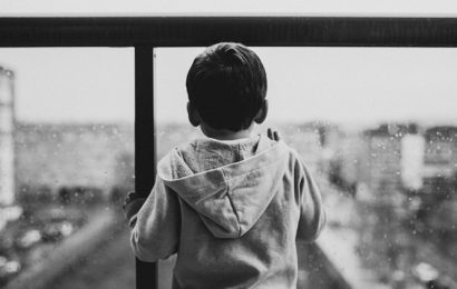 Father's Day: How my seven year-old son raises me