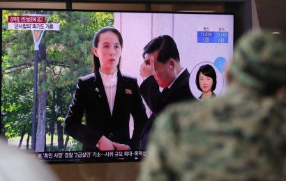 North Korea threatens to shut liaison office with South
