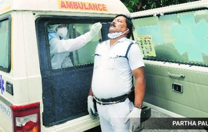 West Bengal: 355 fresh cases take Covid count to 13,000+, 11 more die