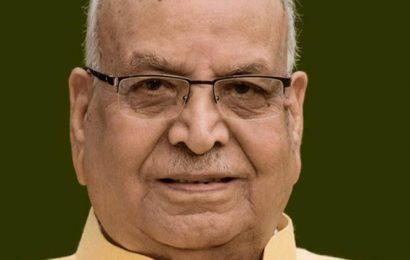 Madhya Pradesh Governor Lalji Tandon still in ICU: Hospital