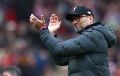 Jurgen Klopp urges Liverpool fans to celebrate safely