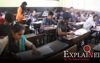 Explained: Why jury is still out on holding final-year college exams in Maharashtra