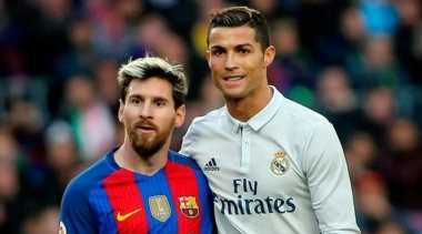 'Lionel Messi is number one': Ronaldo snubs Cristiano in his top-five list