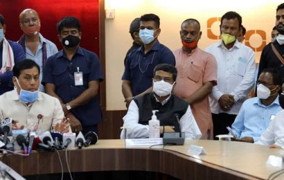 Pradhan promises aid to Assam gas blowout victims